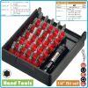 """Накрайници, 1/4"""", к-т 31 броя, битове PH, PZ, TX, 6.3mm, Force, 2313"""