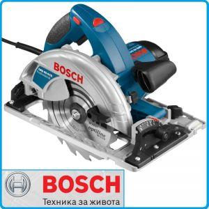 Ръчен Циркуляр, 1800W, GKS65GCE, Professional, Bosch