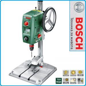 Настолна бормашина с константна електроника, 710W, Bosch, PBD40