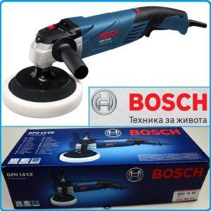 Машина за полиране, 1400W, GPO14CE, Professional, Bosch