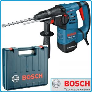 Перфоратор, SDS-plus, GBH3-28DRE, Professional, Bosch