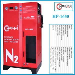 Азотен генератор, Nitrogen за гуми, 230V, 8Bar, 50 l/min, HP-1650, HPMM