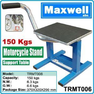 Стойка за мотоциклет, стенд за позициониране, 150Kg, Maxwell, 006