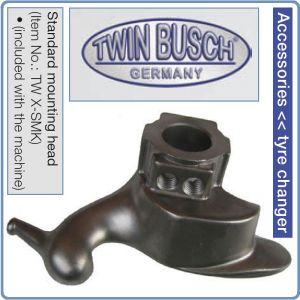 Глава резервна за монтажна машина, накрайник за демонтаж, Twin Busch, X-SMK