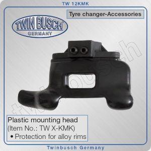 Глава PVC резервна за демонтаж монтажна машина, Twin Busch, X-KMK