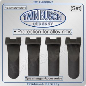 Протектори, PVC за демонтажна машина, големи к-т, TwinBusch, TW X-KSCH/2