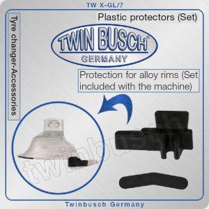 Протектор, PVC за монтажна глава на монтажна машина, Twin Busch, TW X-GL/7