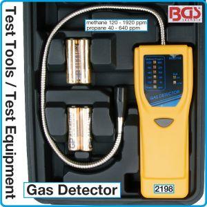 Газ детектор за LPG, за изтичане на метан и пропан-бутан, BGS, 2198