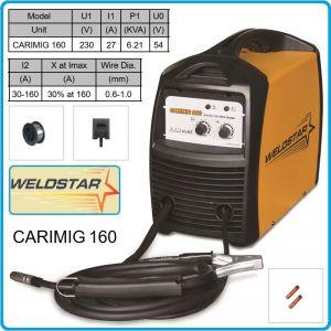 Телоподаващо устройство, CO2 апарат, 160А, WELDSTAR, CariMig 160