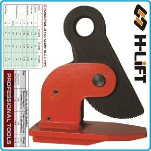 Скоба за листови товари, Щипка хоризонтална, 0.75/1.5 ton, H-Lift, HLCC075/150