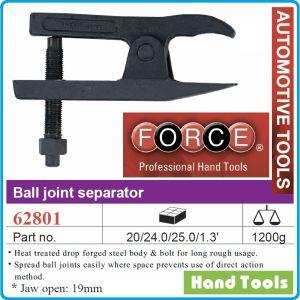 Скоба за ябълковидни болтове, 19mm, екстрактор за шарнири, Force, 62801