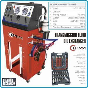 ATF - машина за смяна на масла от автоматични скоростни кутии, 2x30L, HPMM, GD-322B