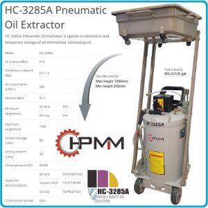 Вана за източване на масла и шприц, 6.5l/min, 48/80l, за камиони, HPMM, HC-3285A