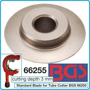 Ролка за тръборез с тресчотка, за дебелостенни тръби, Ø5/18x6mm, BGS, 66255