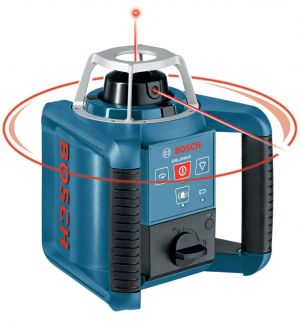 Ротационен лазер GRL 300 HV Professional Bosch