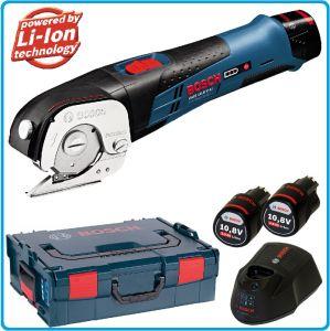Акумулаторна Ножица, GUS 10,8 V-Li, Professional, Bosch