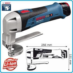 Акумулаторна Ножица за Ламарина, GSC 10,8 V-Li, Professional, Bosch