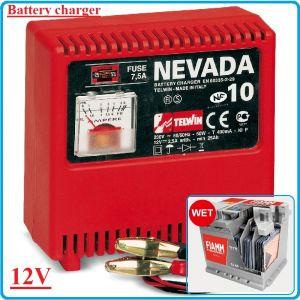 Зарядно устройство, за акумулатори, 12V, 25-40Ah, Telwin, NEVADA 10
