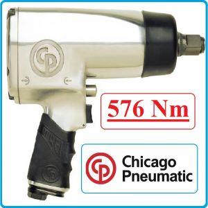 "Гайковерт, Пневматичен, Ударен, 1/2"", 580 Nm, Chicago Pneumatic, CP734H"