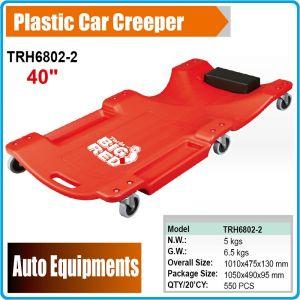 Лежанка, сервизна, автомонтьорска, PVC, 1050mm, ТonGrun, TRH6802-2