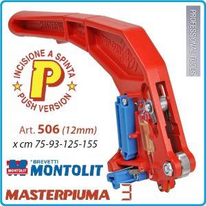 Ръкохватка, резервна, за машини, 75-155P/P2/P3, 12mm, Montolit, 506