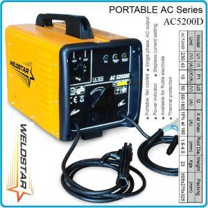 Електрожен, апарат заваръчен, 180A, 1.6-5.0mm, WELDSTAR, AC5200D
