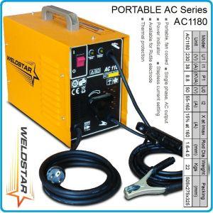 Електрожен, апарат заваръчен, 160A, 1.6-4.0mm, WELDSTAR, AC1180