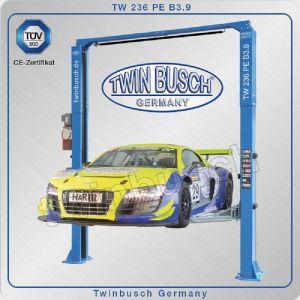 Подемник двуколонен, крик, горна синхронизация, 3.6t, Twin Busch, TW236PE B3.9