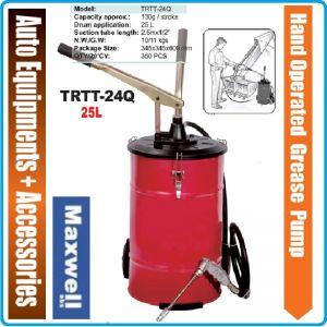 Такаламит, ръчен, мобилен, 25l, 130g/min, Maxwell, TRTT24Q