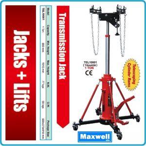 Крик, за скоростни кутии, подемник, за трансмисии, 1t, 1.8m, Maxwell, 4059