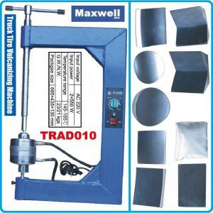 Преса, за тежкотоварни гуми, вулканизираща машина, 550W, 165°C, Maxwell, 010