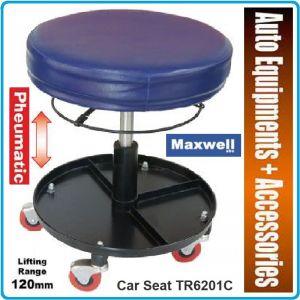 Стол за механици, регулируем, с поставка, Ø395mm, 575mm, Maxwell, TR6201C