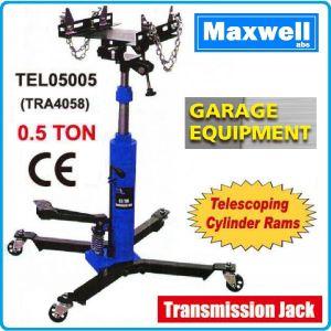 Крик, за скоростни кутии, подемник, за трансмисии, 0.5t, 1.8m, Maxwell, 05005