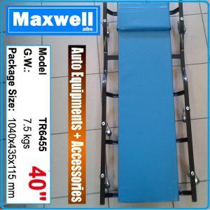 "Лежанка, монтьорска, метална, сервизна, 40"", Maxwell, TR6455"