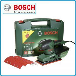 Виброшлайф, 250W, PSS250AE, Bosch
