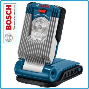 Акумулаторни Лампи, 14.4–18V, GLI VariLED, Professional, Bosch