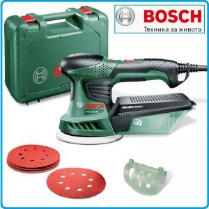 Ексцентършлайф, 270W, 125mm, PEX300AE, Bosch