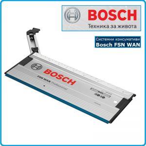 Адаптер, за рязане под ъгъл с линеали, FSN WAN, Professional, Bosch