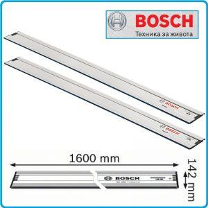 Водещ линеал, 1600 mm,  FSN1600, Professional, Bosch