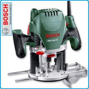 Оберфреза, 1200W, POF1200AE, Bosch