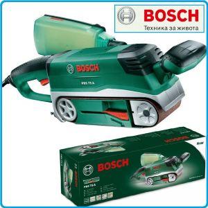 Лентов шлайф, 710W, PBS75A, Bosch