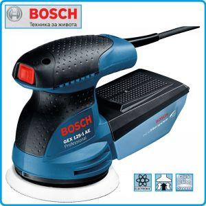 Ексцентършлайф, GEX125-1AE, Professional, Bosch