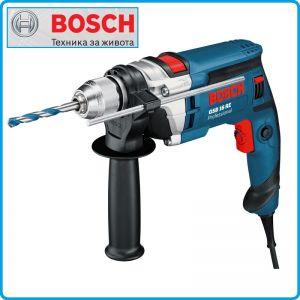 Ударна Бормашина, 750W, GSB16RE, Professional, Bosch