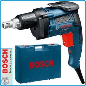 Винтоверт, 701W, GSR6-45TE, Professional, Bosch