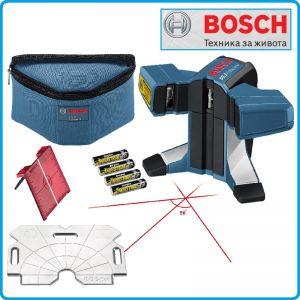 Линеен лазер, GTL3, Professional, Bosch