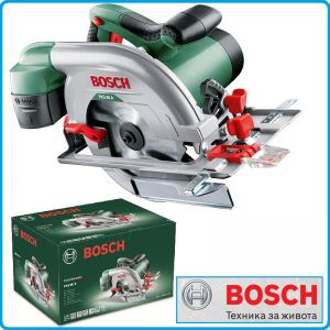 Ръчен циркуляр, PKS66A, Bosch