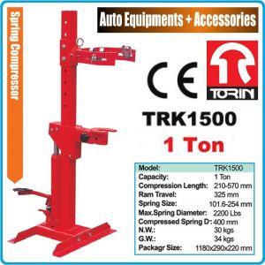 Стенд, скоба, за пружини, хидравлична, 1t, 325mm, TonGrun, TRK1500