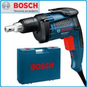 Винтоверт, 701W, GSR6-60TE, Professional, Bosch