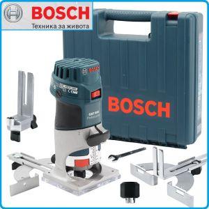 Фреза за кантове, GKF600, Professional, Bosch