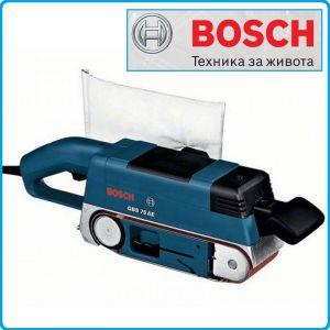 Лентов шлайф, 750W, GBS75AE, Professional, Bosch